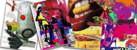 pop art - magazine collage examples