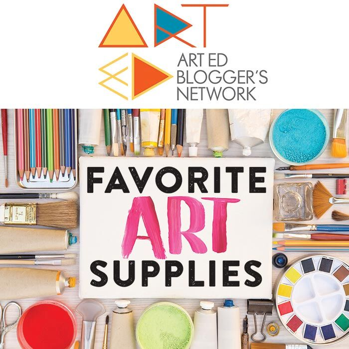 Art Materials, Art Bloggers Network